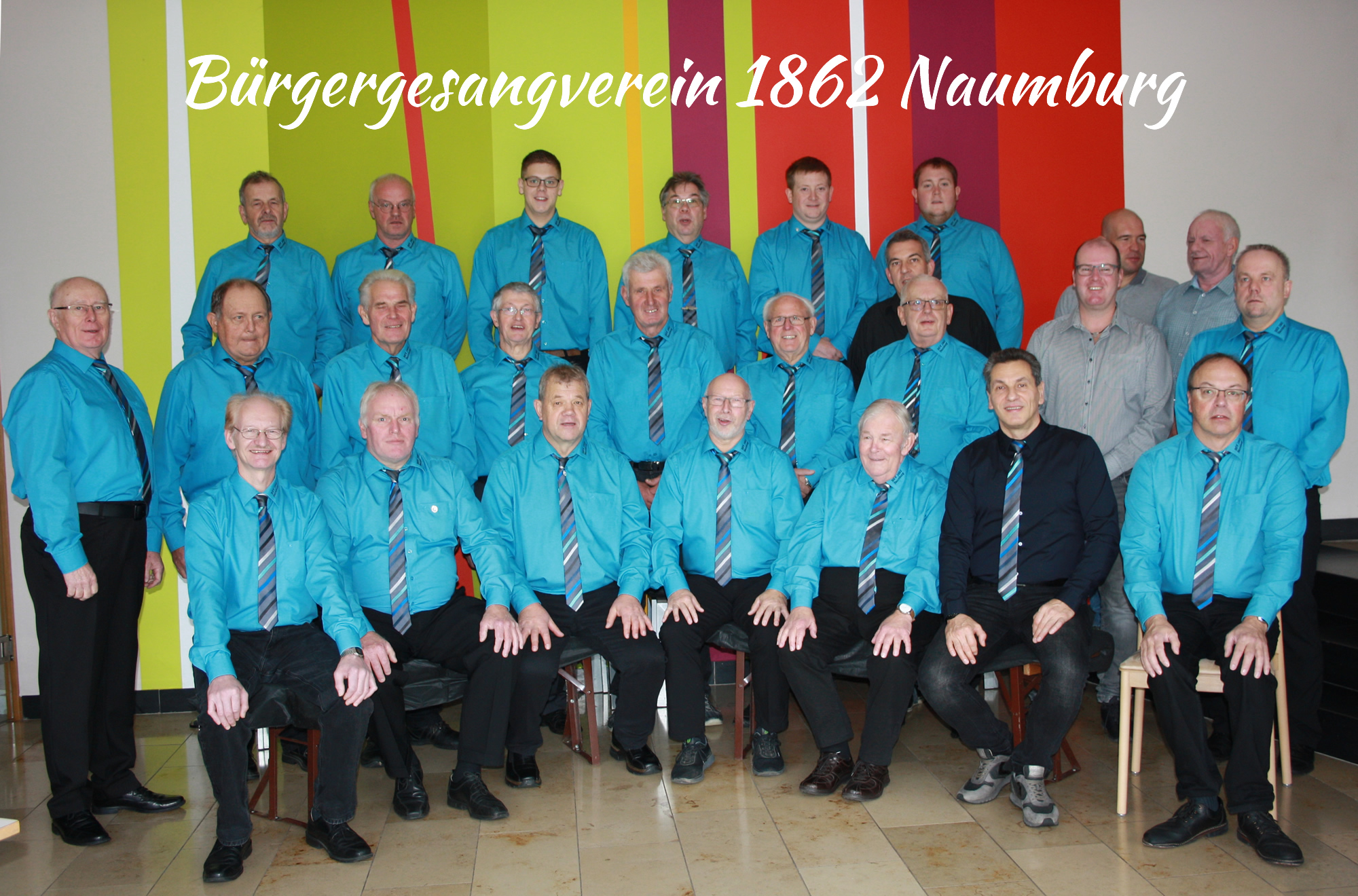 Bürgregesangverein 1862 Naumburg